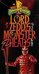 Lord Zedd's Monster Heads: The Greatest Villains of the Mighty Morphin Power Rangers full movie hd 1080p