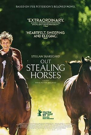 دانلود زیرنویس فارسی فیلم Out Stealing Horses 2019