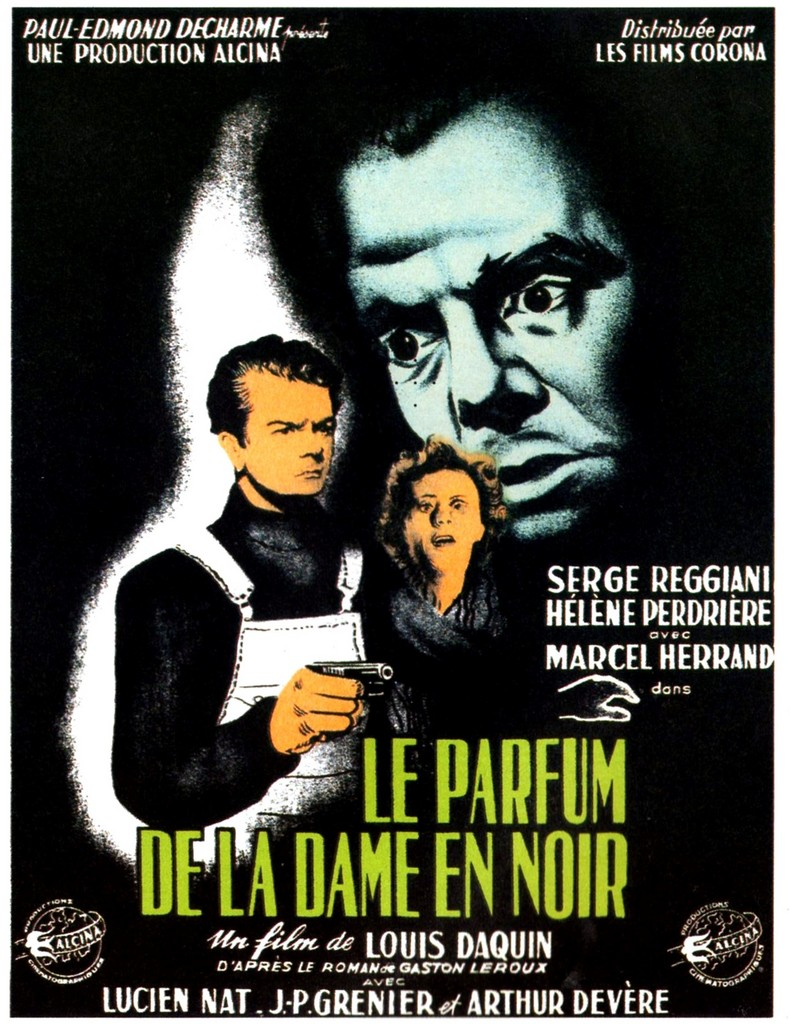 Le Parfum De La Dame En Noir 1949 Imdb