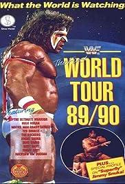 WWF World Tour Poster