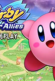 Kirby Star Allies Gameplay Poster