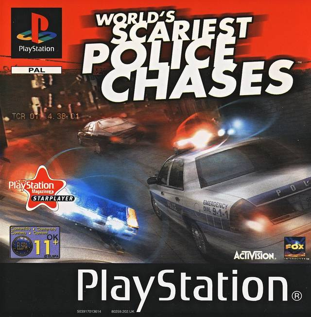 World's Scariest Police Chases (2001)
