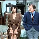 Claudia Cardinale and Pierre Mondy in Le cadeau (1982)