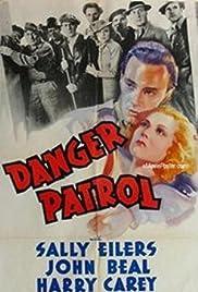 Danger Patrol Poster