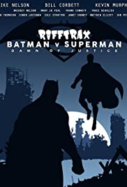 Rifftrax: Batman v. Superman Poster