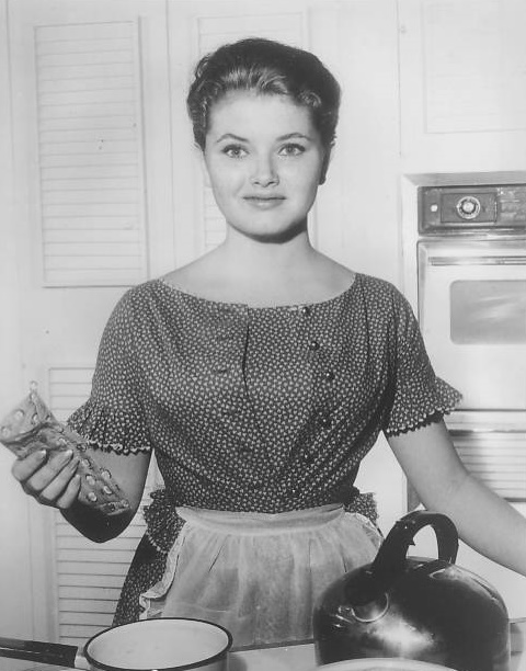Noreen Corcoran in Bachelor Father (1957)