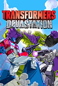 Primary photo for Transformers: Devastation