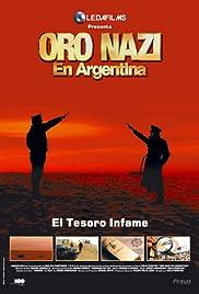 Oro nazi en Argentina Poster
