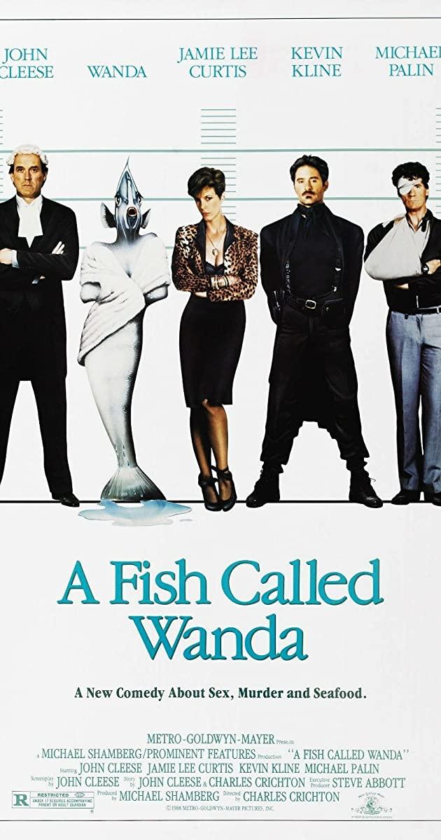 Subtitle of A Fish Called Wanda