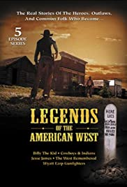 Legends of the American West Poster