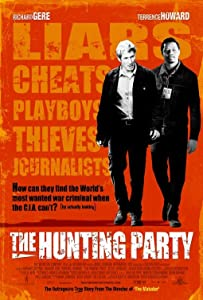 Best movie downloading site torrent The Hunting Party USA [2160p]