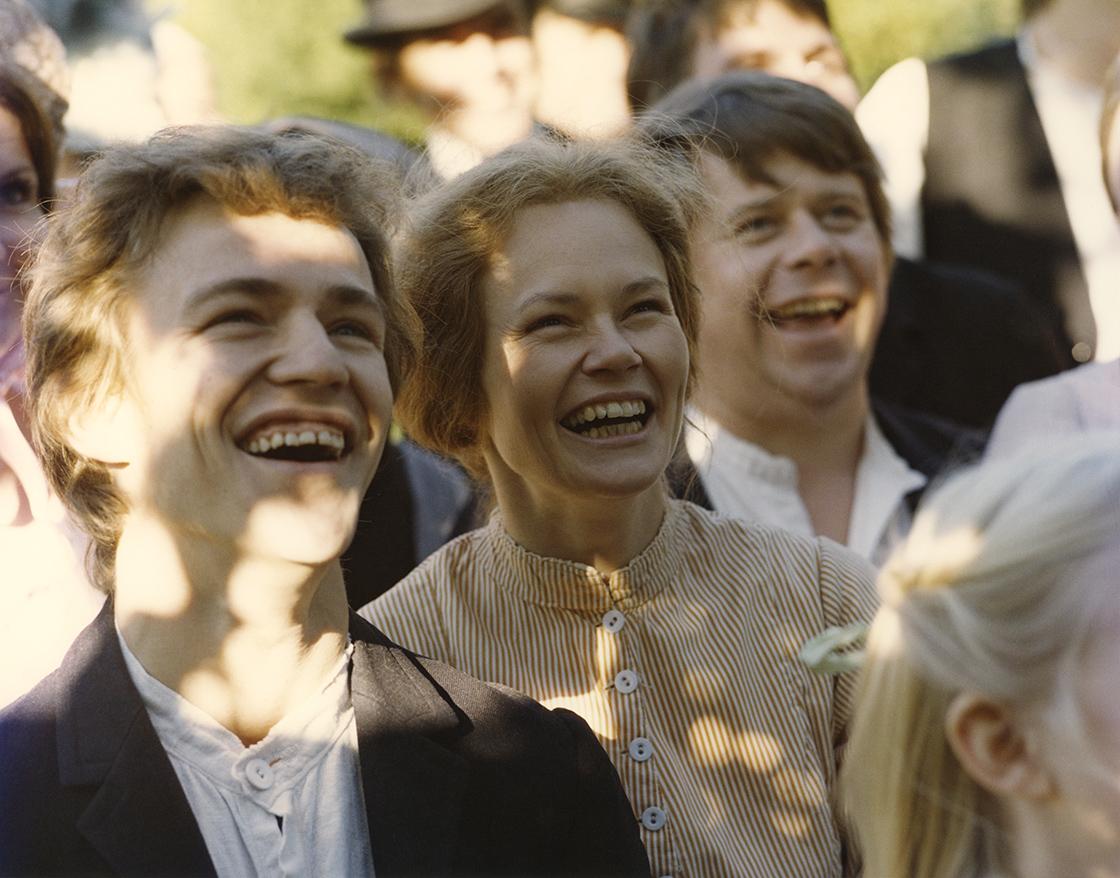 Eddie Axberg in Mina drömmars stad (1976)