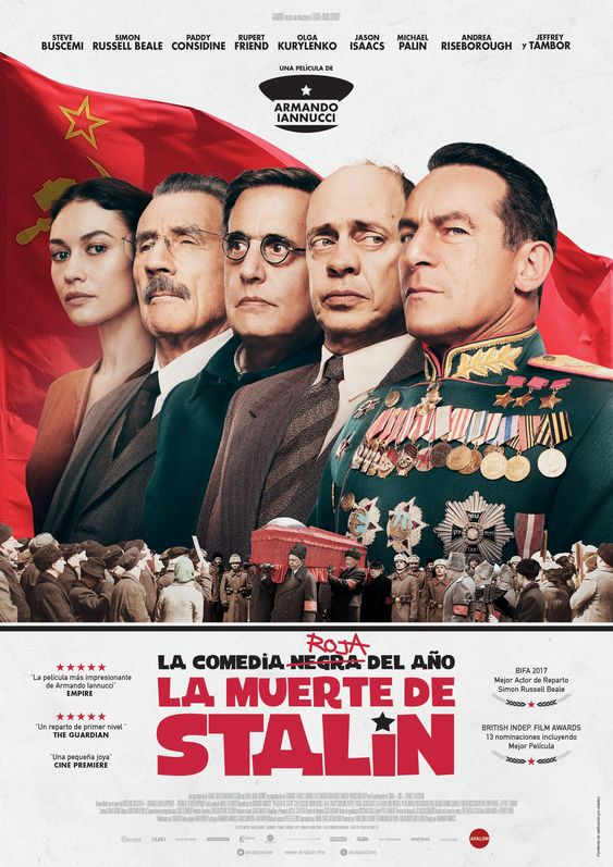 فيلم The Death of Stalin مترجم