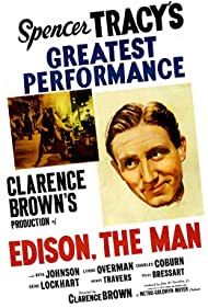 Spencer Tracy in Edison, the Man (1940)