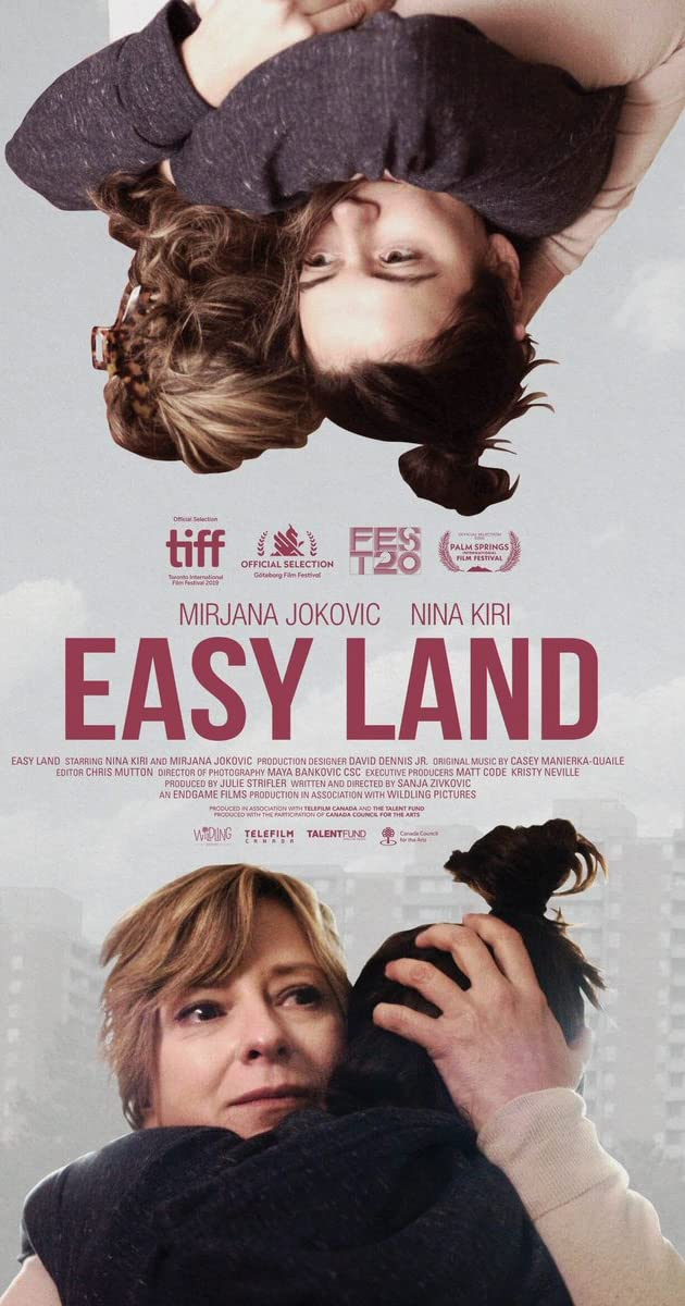 Subtitle of Easy Land