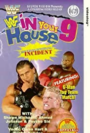 WWF in Your House: International Incident Poster