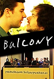 Balcony Poster