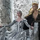 Charlize Theron and Emily Blunt in The Huntsman: Winter's War (2016)