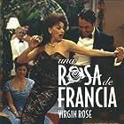 Broselianda Hernández and Jorge Perugorría in Una rosa de Francia (2006)