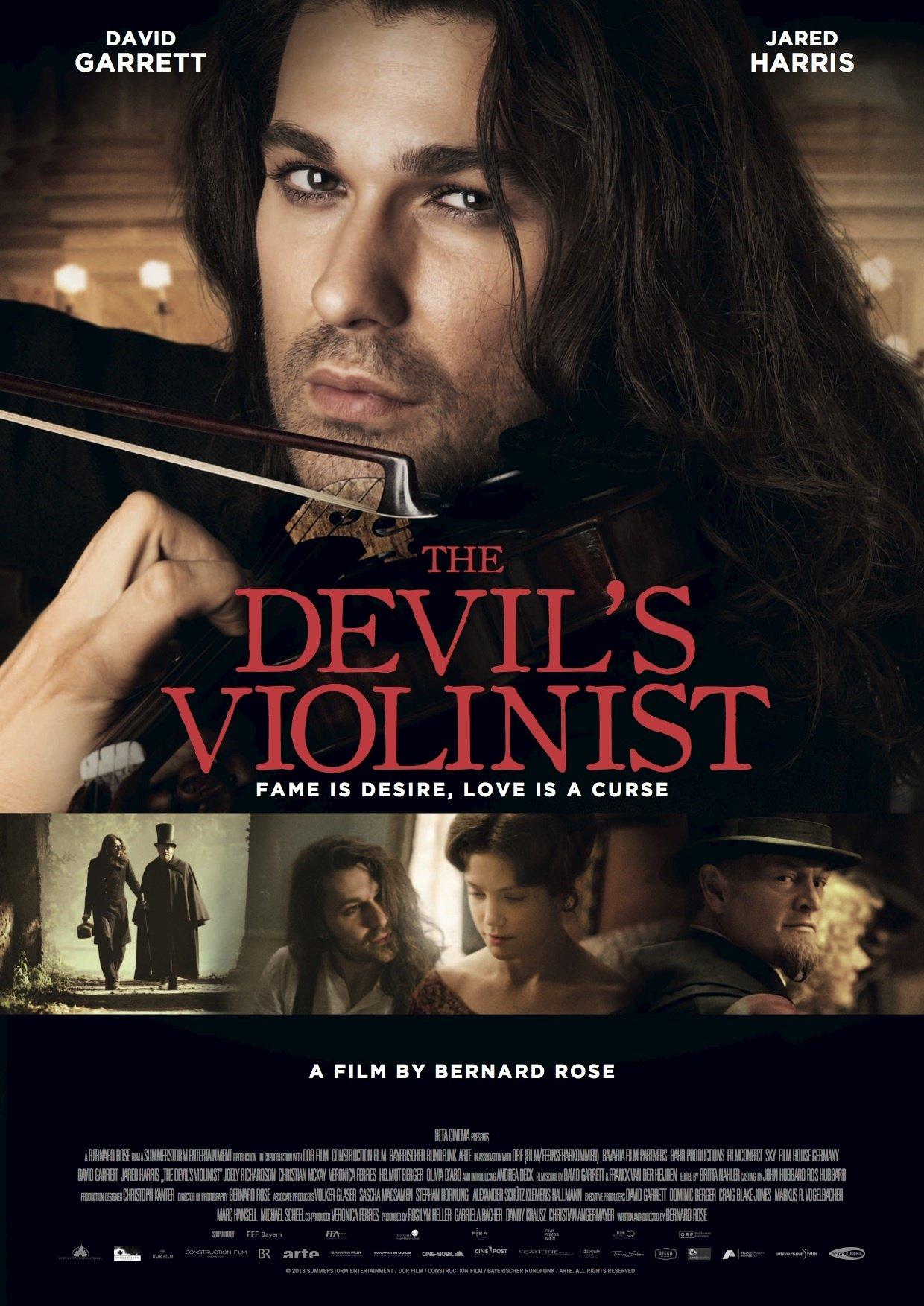 paganini le violoniste du diable