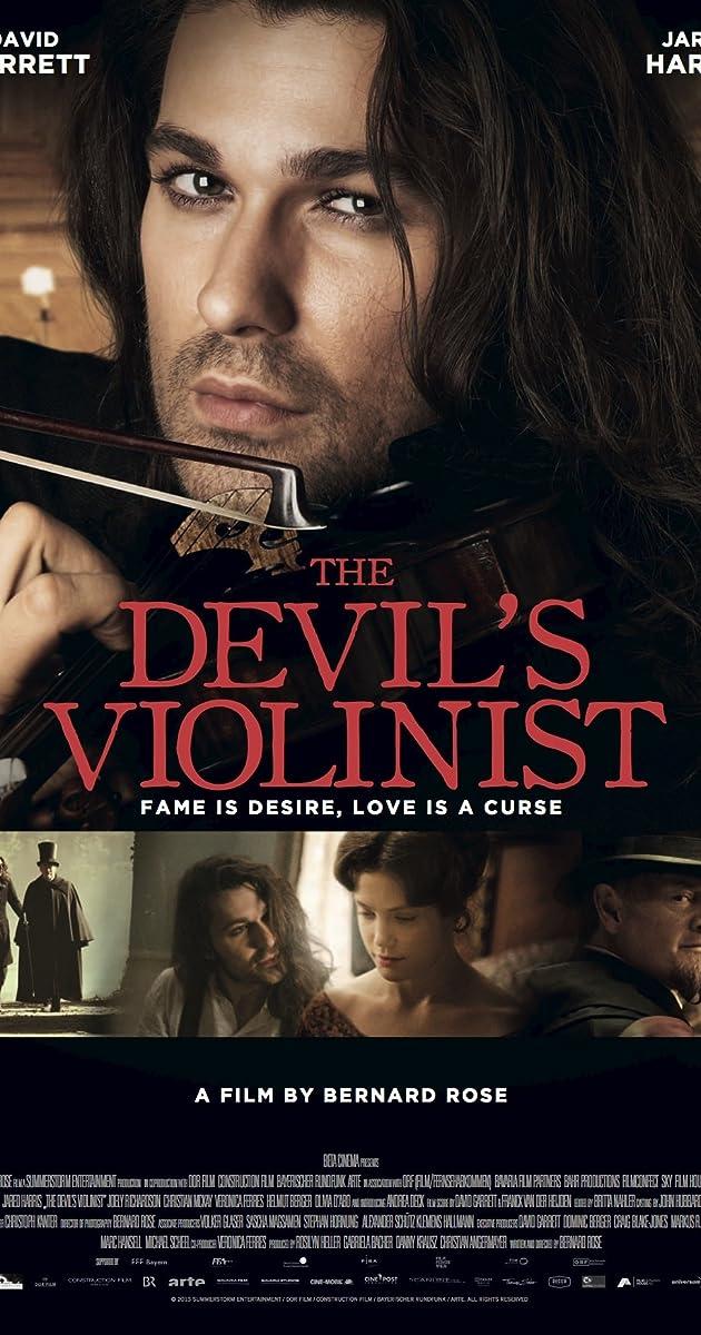 Subtitle of The Devil's Violinist