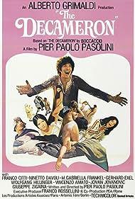 Il Decameron (1971) Poster - Movie Forum, Cast, Reviews
