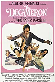 The Decameron (1971) Il Decameron 720p