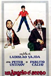 The Man Who Wagged His Tail Poster