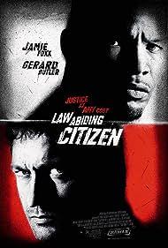 Jamie Foxx and Gerard Butler in Law Abiding Citizen (2009)