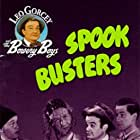 William 'Billy' Benedict, Leo Gorcey, Huntz Hall, and Bobby Jordan in Spook Busters (1946)