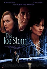 The Ice Storm Poster