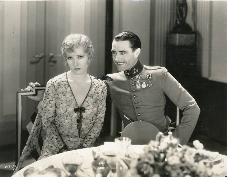John Gilbert and Catherine Dale Owen in His Glorious Night (1929)