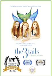 The3Tails Movie: A Mermaid Adventure Poster