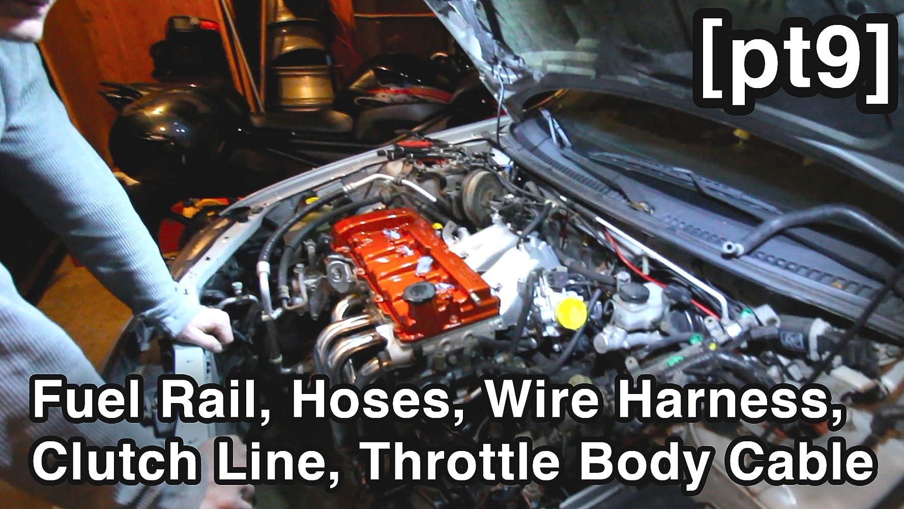 Mercedes Benz Wiring Harness Rebuild Schematics Diagrams Vacuum Coolant Hoses Fuel Rail Wire Throttle Body Cable Rh Imdb Com 2004 C320 Engine Repair