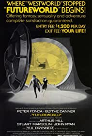 Futureworld (1976) Poster - Movie Forum, Cast, Reviews