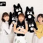 Ai Kayano, Kiyono Yasuno, and Saori Oonishi at an event for Saekano: How to Raise a Boring Girlfriend Fine (2019)