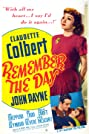 Remember the Day (1941) Poster