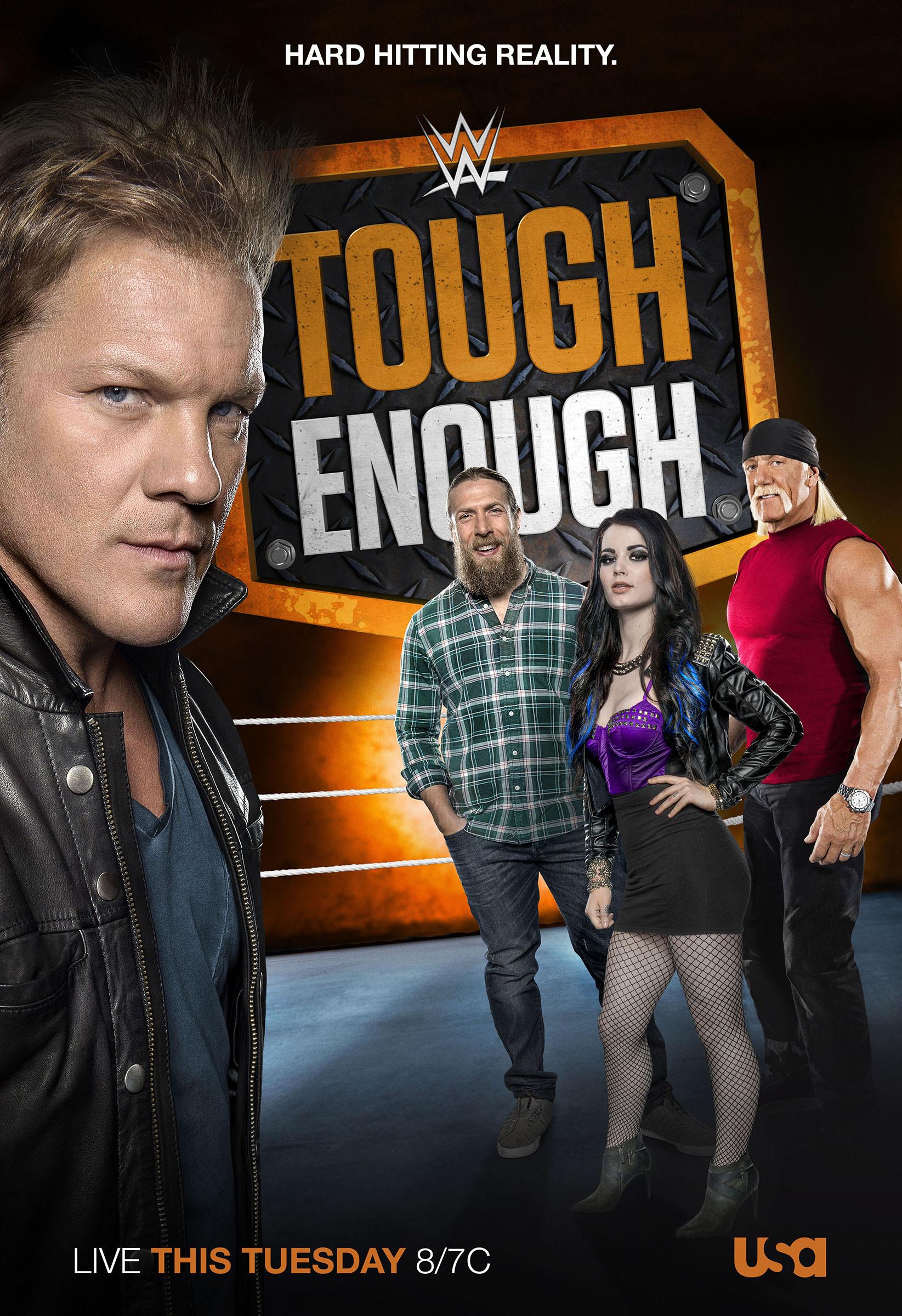 دانلود زیرنویس فارسی سریال WWE Tough Enough