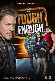 WWE Tough Enough Poster