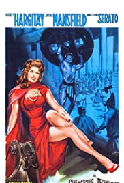 The Loves of Hercules (1960) Poster - Movie Forum, Cast, Reviews