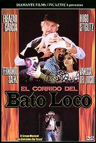 Vanessa del Rocío, Eleazar Garcia Jr., Hugo Stiglitz, and Fernando Sáenz in El corrido del bato loco (2000)