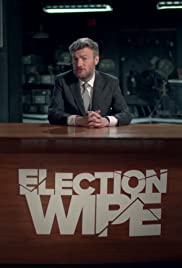 Charlie Brooker's Election Wipe Poster