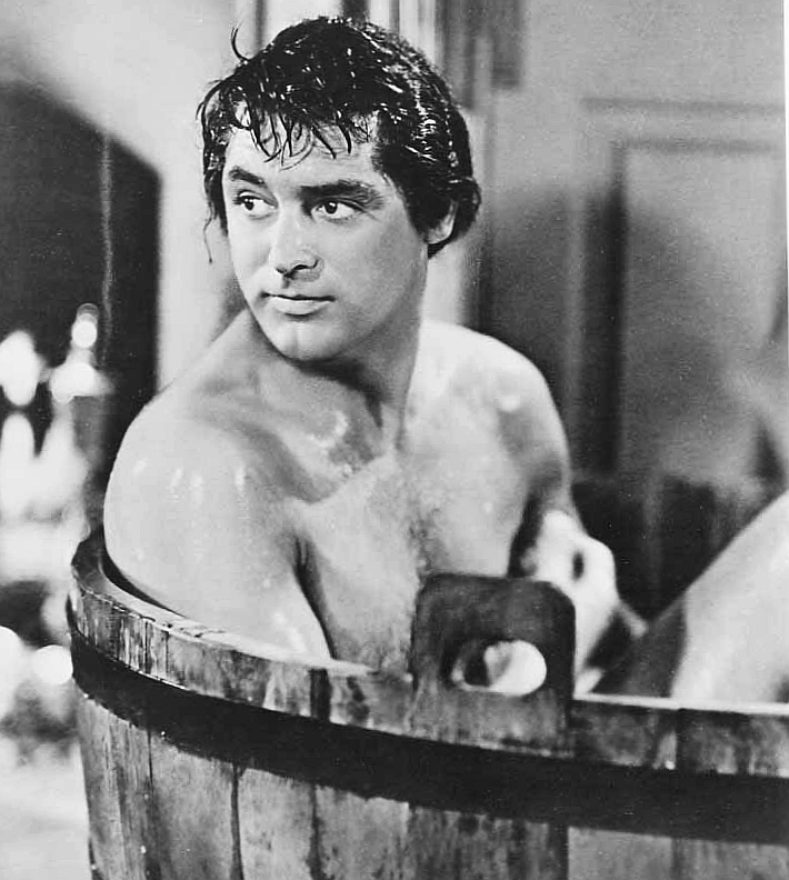 Cary Grant in The Howards of Virginia (1940)