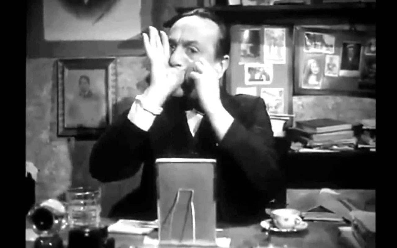 Eduardo De Filippo in L'oro di Napoli (1954)