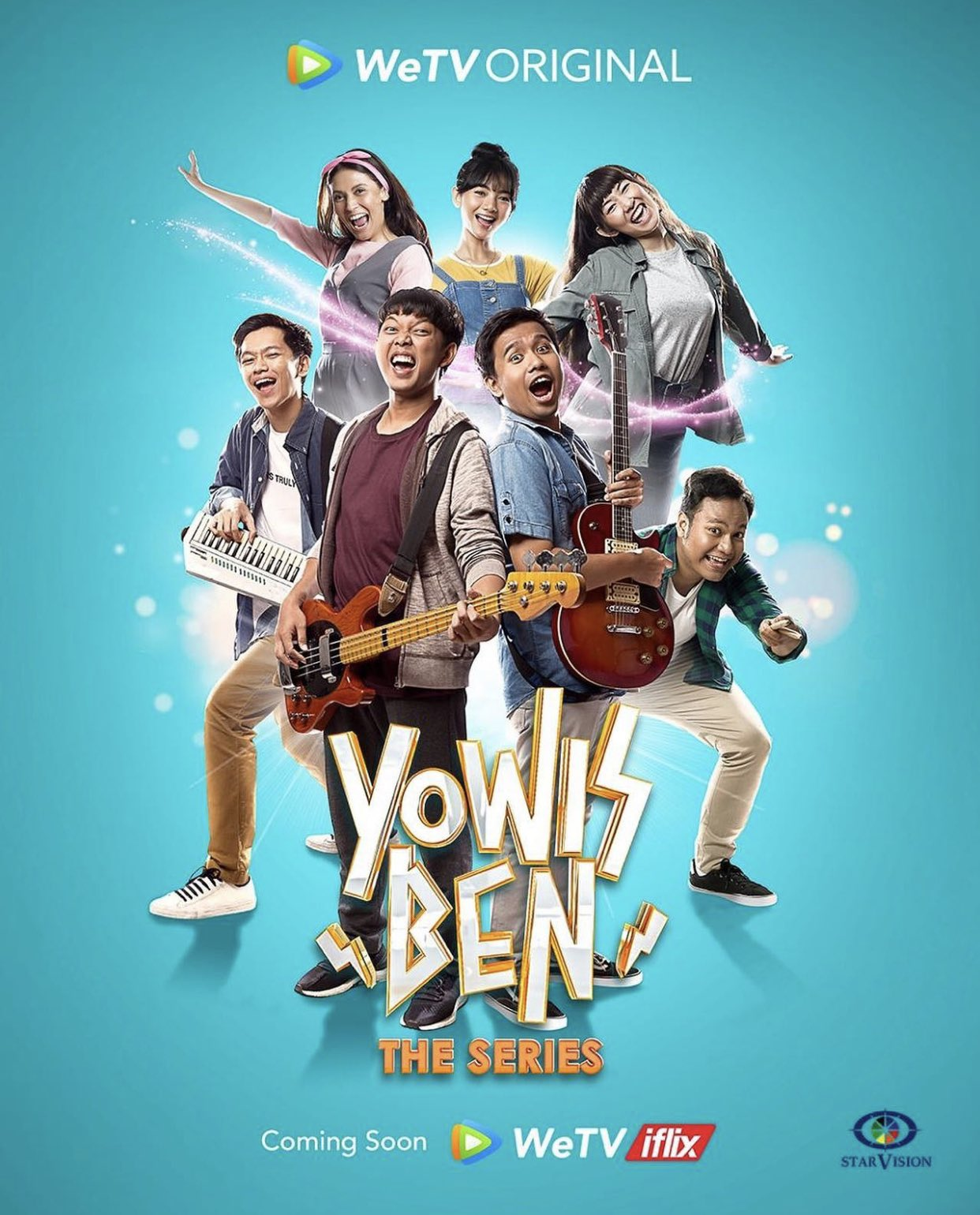Yowis Ben The Series Tv Mini Series 2020 Imdb