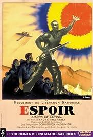 L'espoir Poster