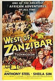 West of Zanzibar (1955) Poster - Movie Forum, Cast, Reviews