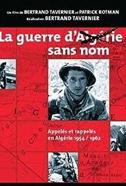 La guerre sans nom Poster