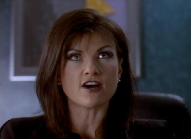 Caroline Ambrose in Mystery Monsters (1997)
