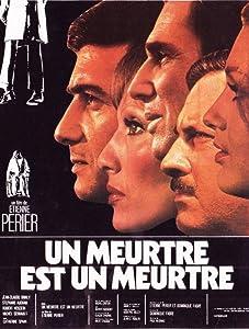 Watch full movie adult Un meurtre est un meurtre Italy [hdrip]